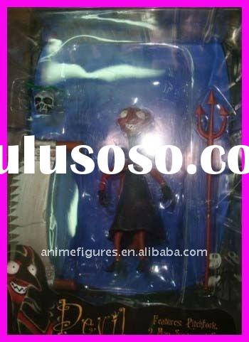 Nightmare Before Christmas plastic figure toy