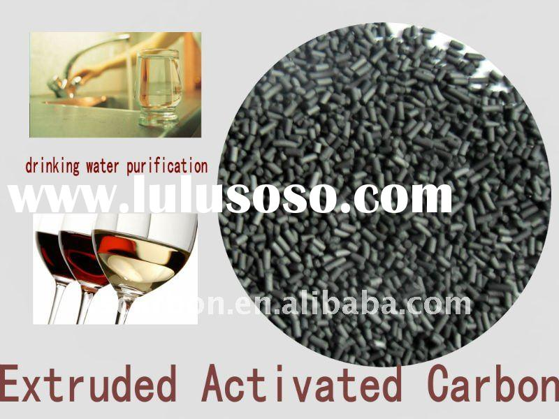Tianhe coal-based extruded activated carbon