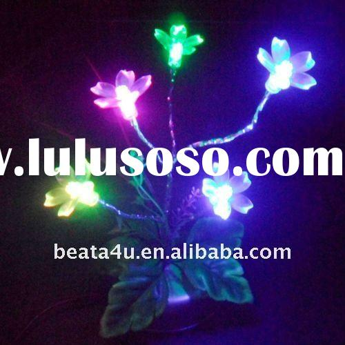Pastoral style decorative led Christmas table light