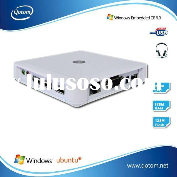 QOTOM-C30S Cloud terminal, Thin Client ,200 users extended , with 4 USB ports, reasonable price .