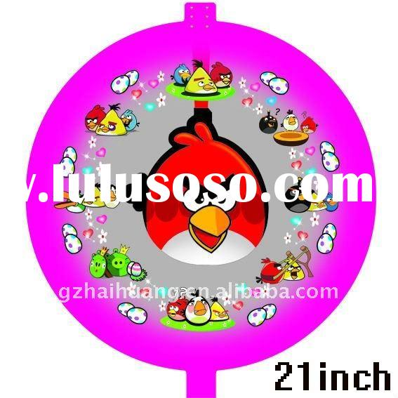 Red Angry Bird Inner Ball Balloon