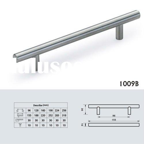 Stainless steel pull handle T bar(furniture handle cabinet handle)