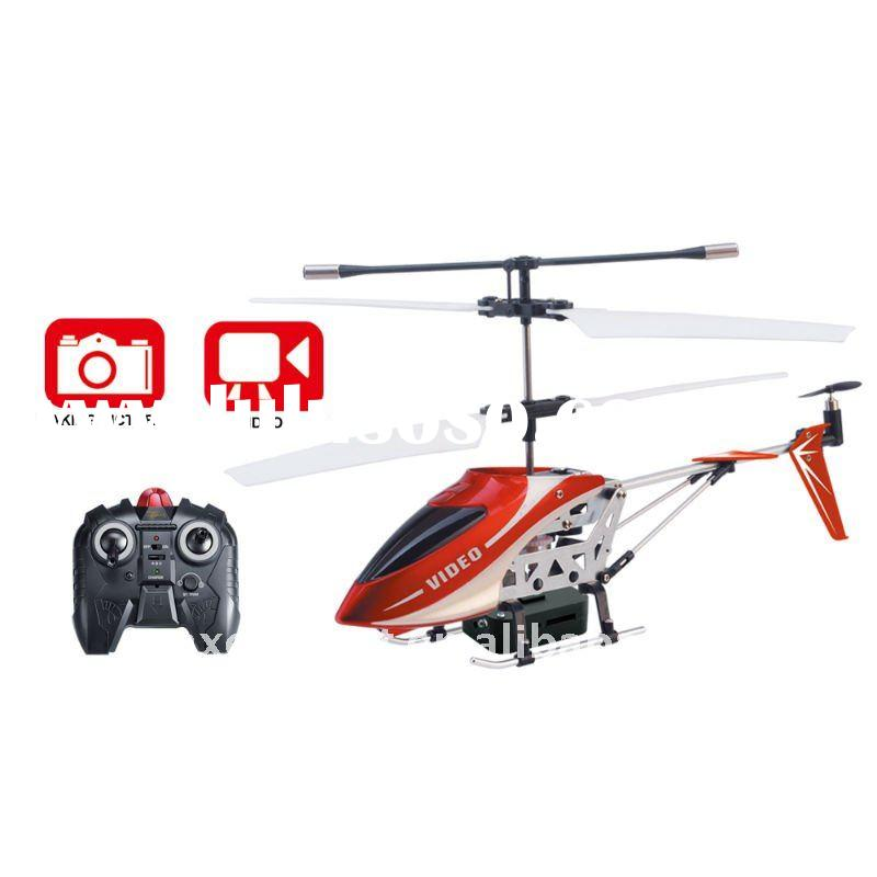 2011 New style 3 Channel RC Helicopter with Camera(include 1G SD card)