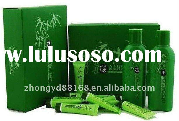 Bamboo Charcoal Full body skin whitening cream /whitening set