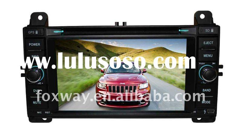 Jeep Grand Cherokee 2012 double din car dvd player with gps