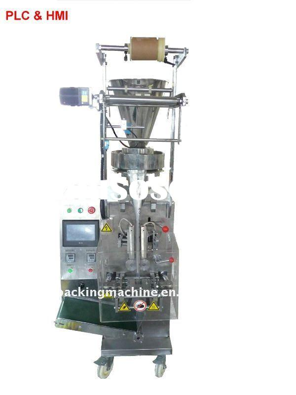 Sachet packing machine for granule, liquid, powder, tablet