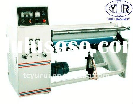 adhesive tape rewinding machine(BOPP/PVC/PET/PE)