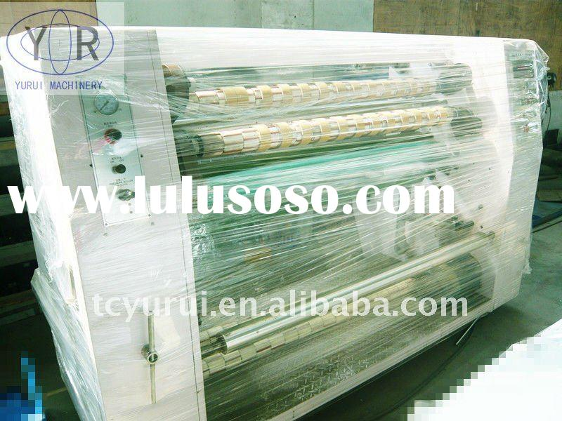 adhesive tape slitting machine(BOPP/PVC/PET/PE)