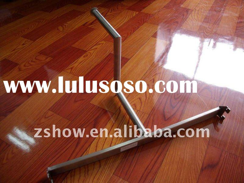 stainless steel cross bar for display rack