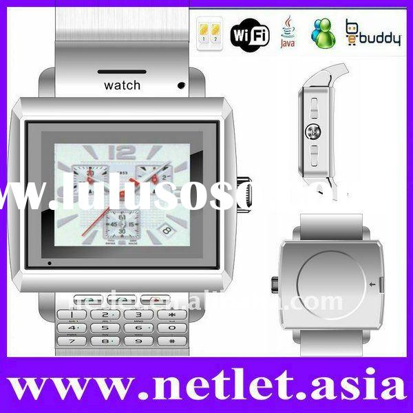 2011 Newest High Quality Wifi Watch Phone