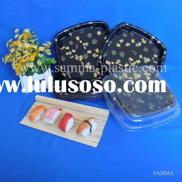 Disposable Blister Take-out Sushi Containers
