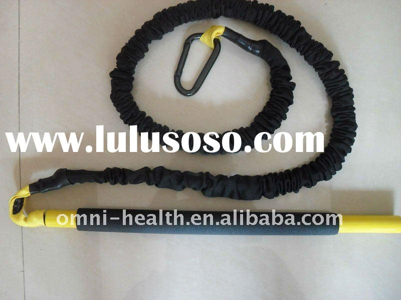 heavy resistance cord, light resistance cord, rip trainer basic kit, body weight traienr