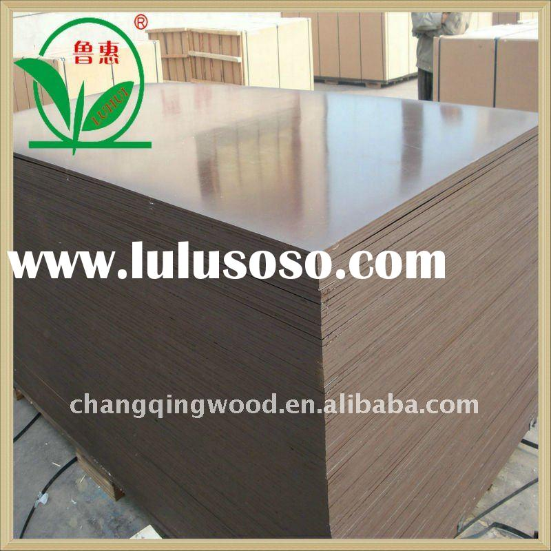 18mm brown film faced plywood