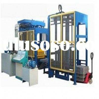 2011 hot sale hollow brick machine with high quality