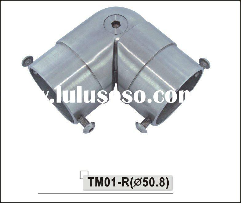 Stainless steel pipe connector for Balustrade /Handrail