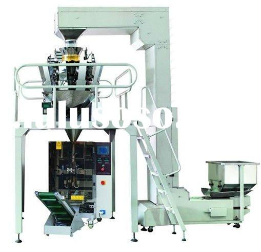 Combined Weighing Full Automatic food Packing machine
