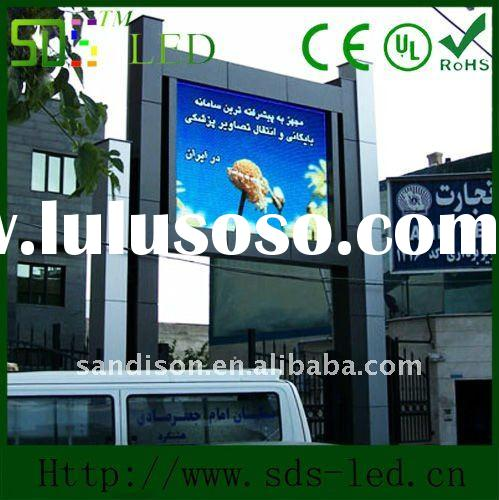 P3 to P31.25 indoor and outdoor advertising led display screen