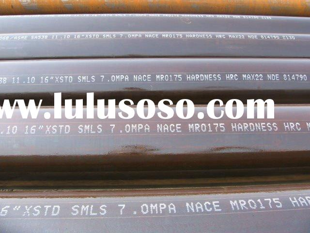 carbon seamless steel pipe/ASTM A53/106 GR.B