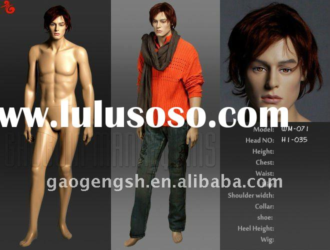 whole body male model