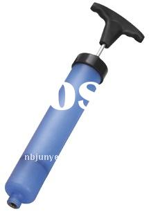 10inch PVC air pump/10inch PVC hand pump/10inch PVC ball hand air pump
