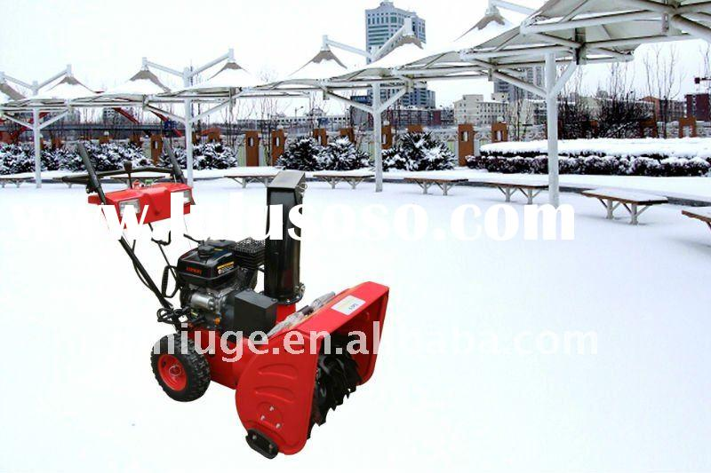 6.5hp snow blower/snow thrower/snow sweeper/snow machine/snow plow with EC&GS