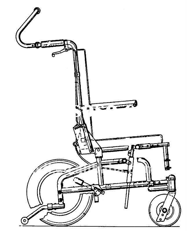 Medical Mobility scooter parts
