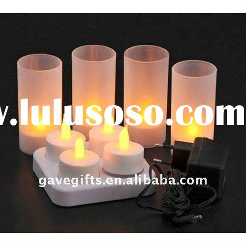 magic led tea light candle