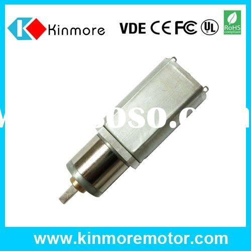 16mm 12V DC Geared Motor for Shutter
