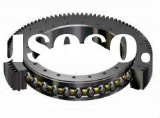 Single-row four-point contact ball bearing slewing ring (Standard seres HS)crane slewing ring