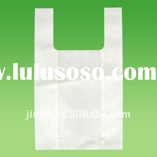T-0127 HDPE T-shirt plastic shopping bag