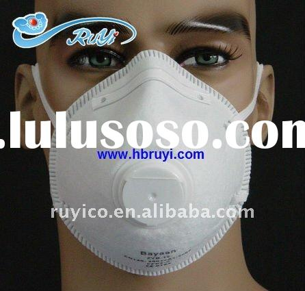 disposable dust mask with/without valve