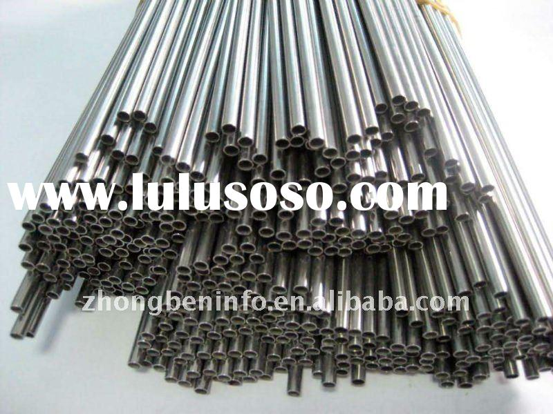 ASTM  A213 TP316L stainless welded steel pipe