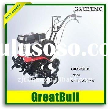 B&S engine walking Gasoline mini tiller cultivators tractor tillers rototillers mini-tiller supp