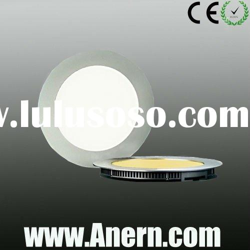 ultra-thin led recessed ceiling panel light 10W
