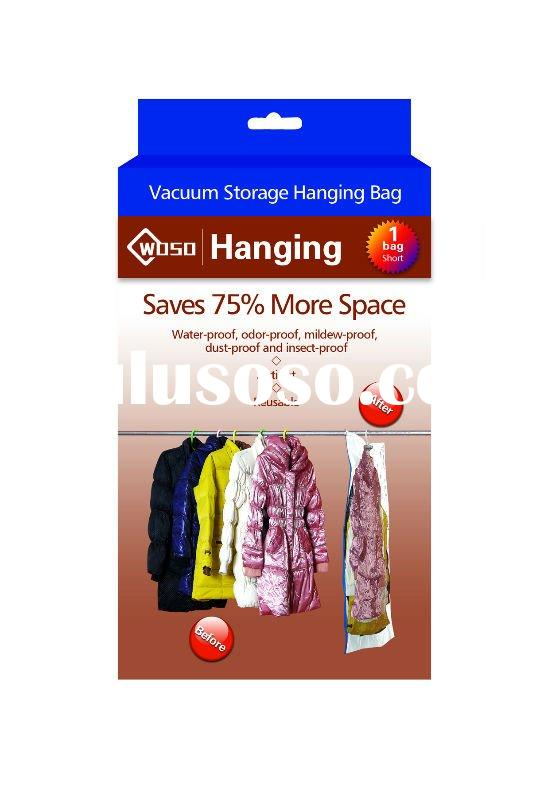 vacuum storage hanging bag