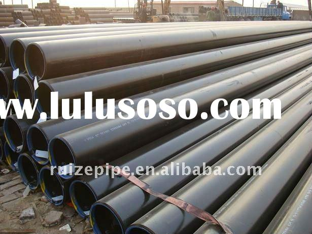 ASTM A53/API 5L GrB Sch40 Seamless Carbon Steel Pipe