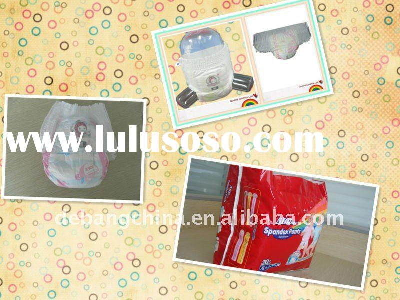 First Quality Disposable Pant Diaper