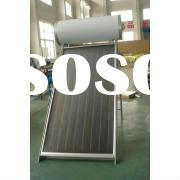 Incline Roof Type Flat Panel Solar Water Heater