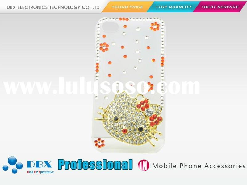 Mobile phone accessories for Iphone 4S hard cases