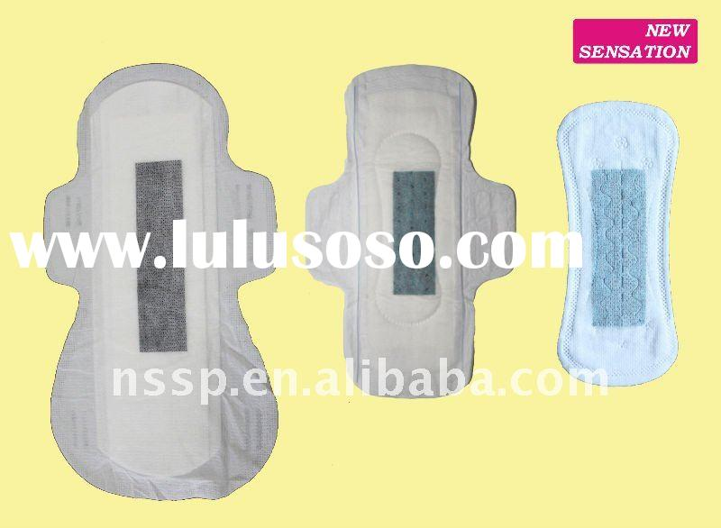 Anion Sanitary Napkin,Functional sanitary product