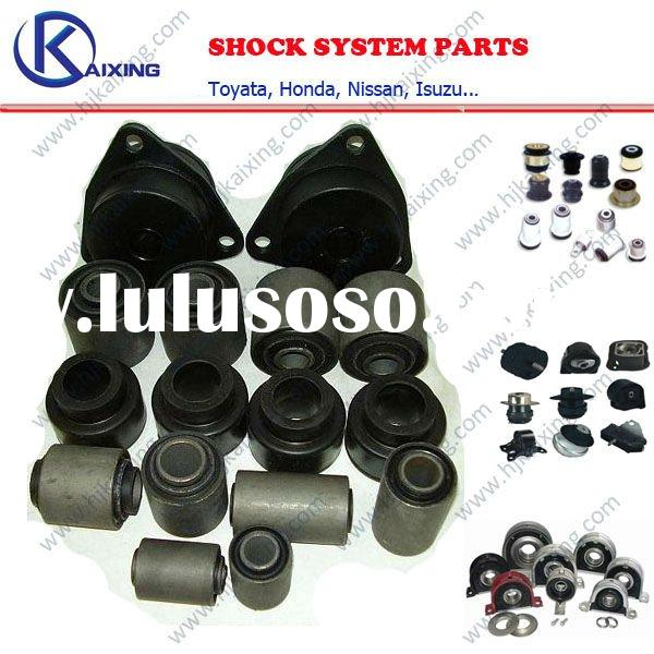 Auto steering bushings for toyota, nissan, rubber bushing