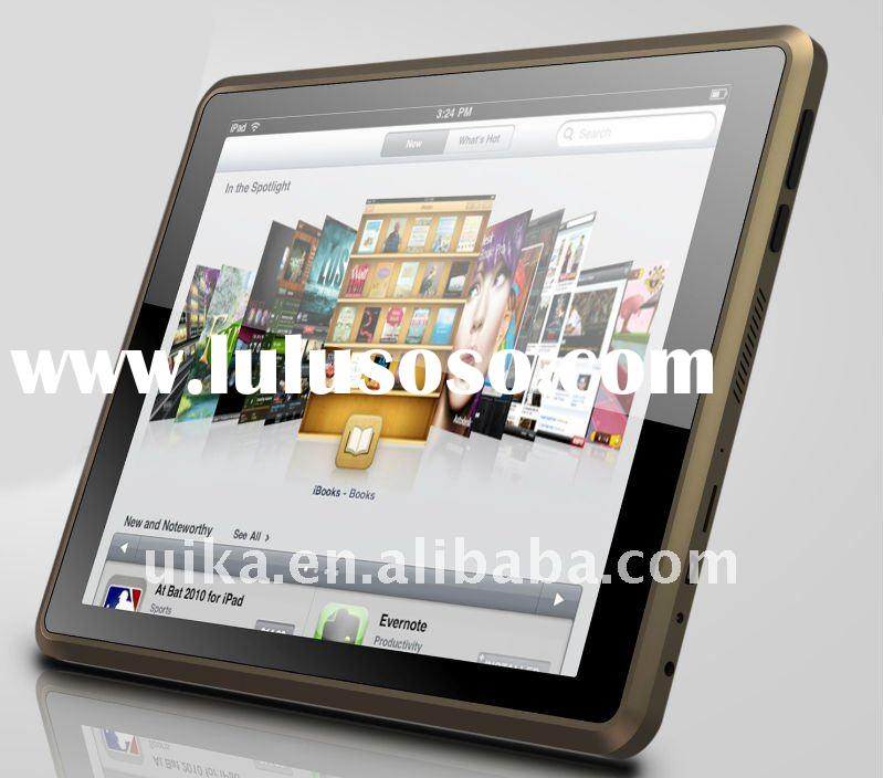 Tablet PC Build in 3G,GPS,WIFI,Bluetooth,Digital Comprass,Dual Camera,Calling,SMS,HD display with IP