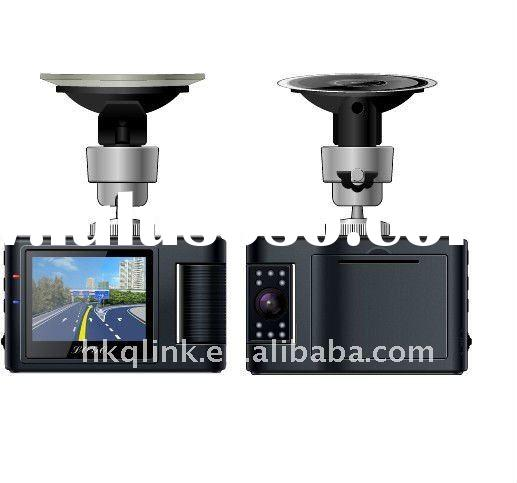 newest model  remote control night vision hd 1280*720p car black box video camear for car