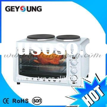 33L Toaster Oven with CE/RoHS/CB/GS/A12 Approval