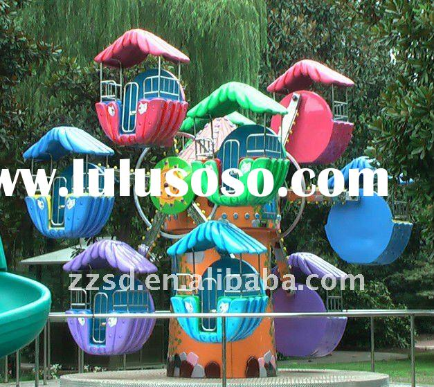 Attraction!!! Romantic Beautiful The Ferris Wheel Outdoor Amusement Equipment For Kids/Yong People