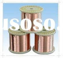 Bare Copper clad steel wire for telecommunication cable