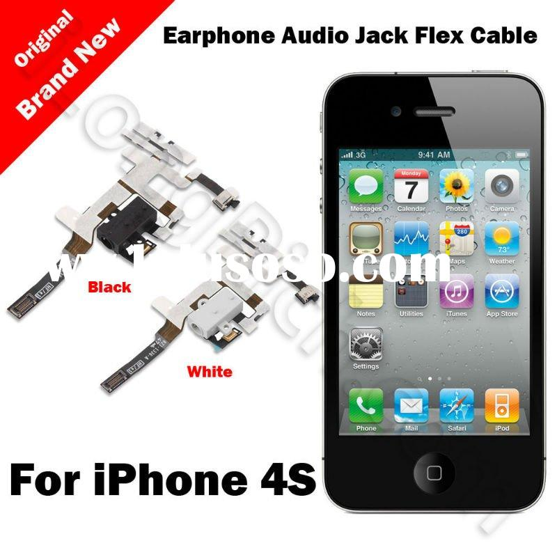For iPhone 4S Earphone Audio Flex Cable Replacement