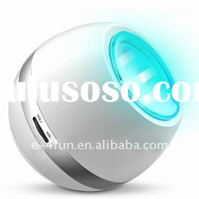 LED Mood Light Living Colors with FM Radio and Speaker for Mobile Phone/MP3