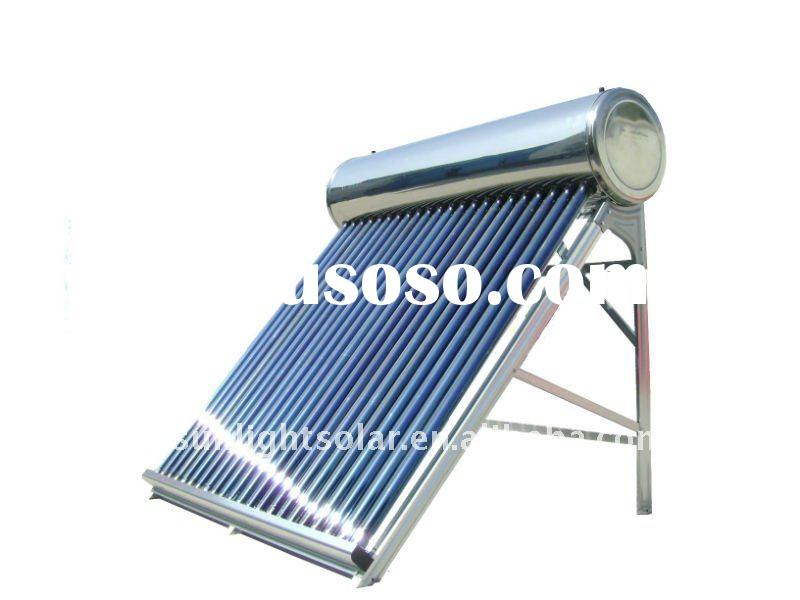 Thermosyphon type solar water heater