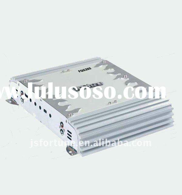 FQG Series MOSFET Car Amplifier